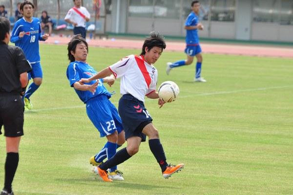 2012東海リーグ第3節vs矢崎バレンテ-2