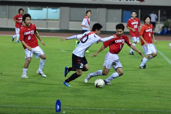 2012東海社会人リーグ第9節vs中京大学FC-5