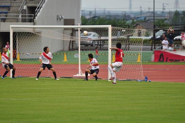 2012東海社会人リーグ第9節vs中京大学FC-2-1