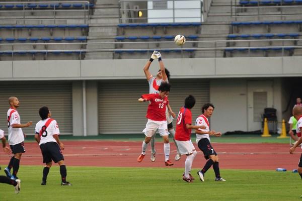 2012東海社会人リーグ第9節vs中京大学FC-2