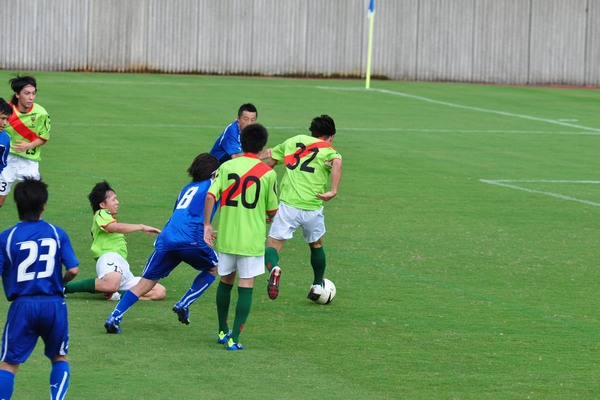 2012東海リーグ第10節vs矢崎バレンテ-2