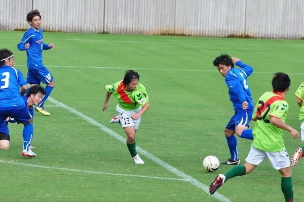 2012東海リーグ第10節vs矢崎バレンテ-1