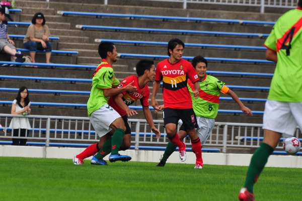 天皇杯2回戦vs名古屋-2