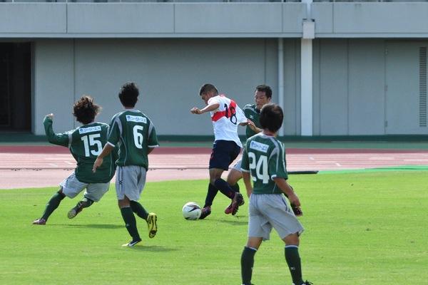 2012東海リーグ第13節vsFC岐阜セカンド-3