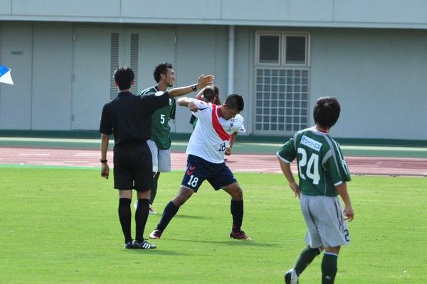 2012東海リーグ第13節vsFC岐阜セカンド-4