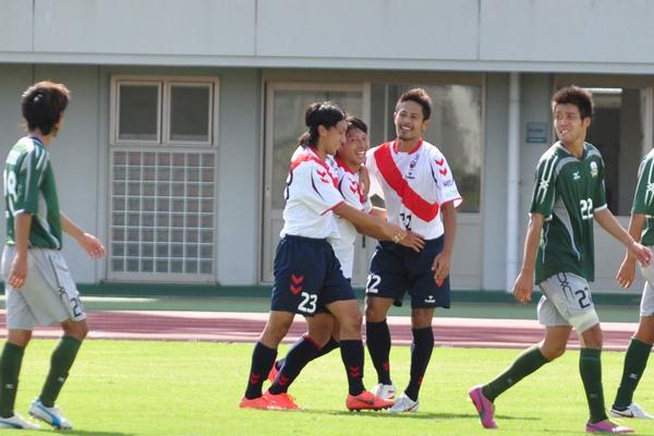 2012東海リーグ第13節vsFC岐阜セカンド-2