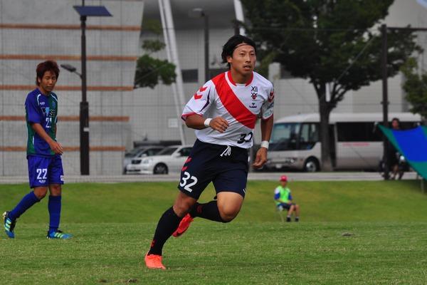 2012東海リーグ第14節vsFC鈴鹿ランポーレ-2