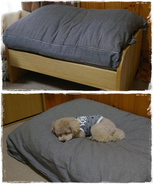 ベッド0714A