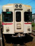 銚子電鉄2000形 貫通