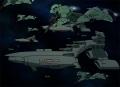 ジオン軍巡洋艦艦隊2