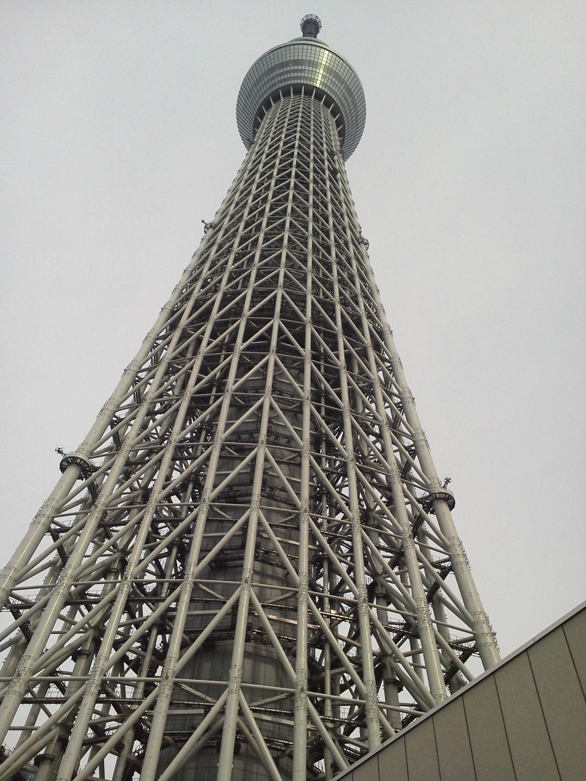東京一ののっぽさん