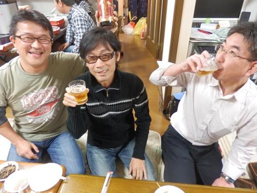 20131207-12一気飲みのナガセ君