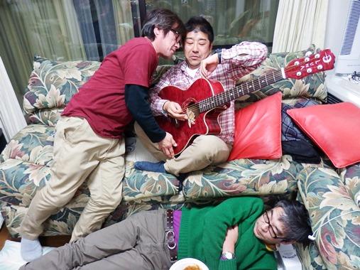 20131207-24マーシー危うしと関係なく眠り続ける矢代さん