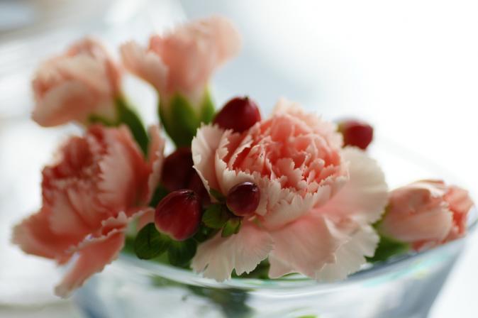 DSC08313テーブルの花