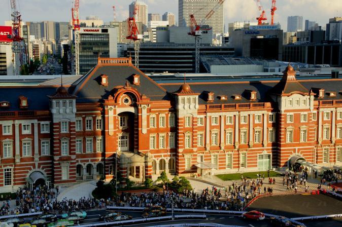 DSC01209東京駅&城南島
