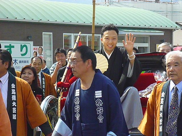 竜馬伝では福山さんを斬る役でした