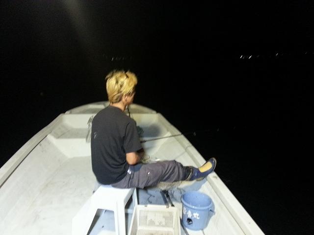 アニキと釣り
