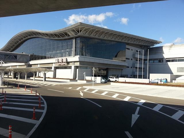 仙台空港ターミナル
