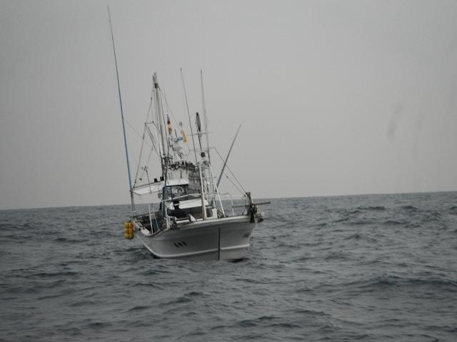 九州の漁船