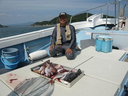 10112007天草鯛釣りS2