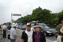 杭州銭塘江と六和塔SS