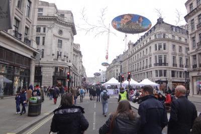 ロンドンの風景9