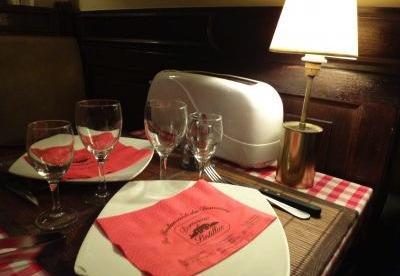 Restaurant du Domaine de Lintillac 2