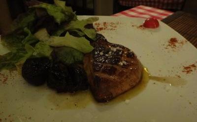 Restaurant du Domaine de Lintillac 4