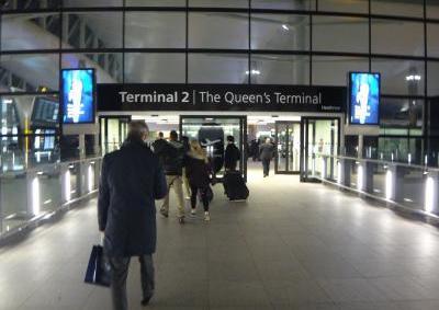 LHR新ターミナル1