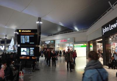 LHR新ターミナル2
