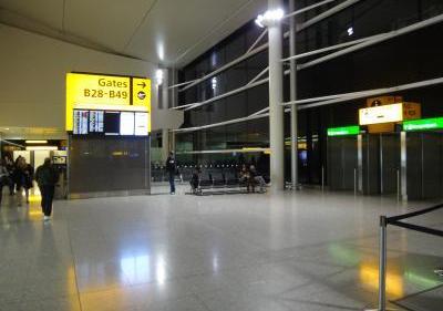 LHR新ターミナル3