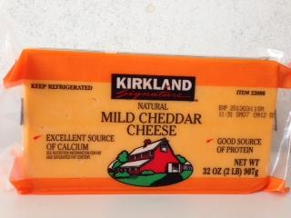 マイルドチェダーチーズ①