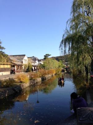 神戸ライフ:倉敷川①