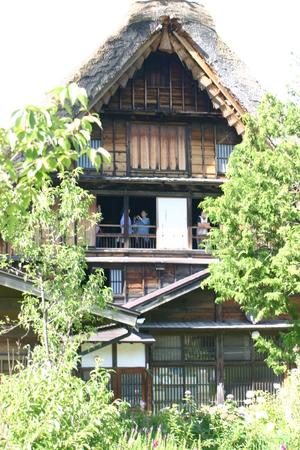 和田家からの眺め