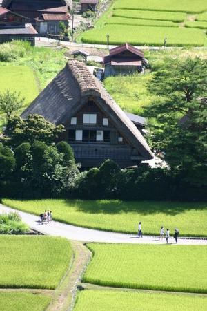 和田家の周辺散策