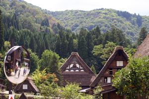 9月の連休は白川郷へ!!