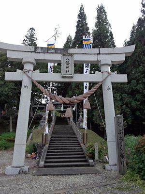 平瀬八幡神社 どぶろく祭り