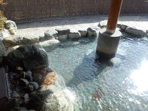 これからの寒い季節は温泉が最高!!