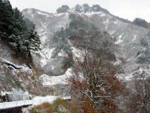 11月2日 白山スーパー林道
