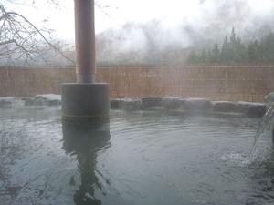 寒い季節~温泉最高