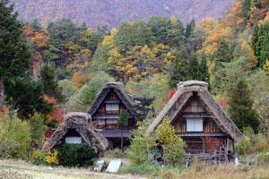 秋の下ゴソ地区風景