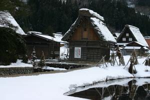 冬の白川郷~散策