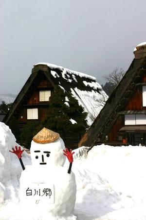 雪ダルマ~