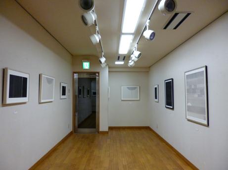 横田順展 会場風景2