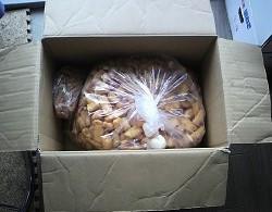 20131215もらったお菓子
