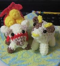 20131222めでた丑と牛