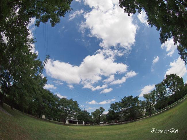 青空&雲♪