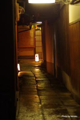 祇園の路地1