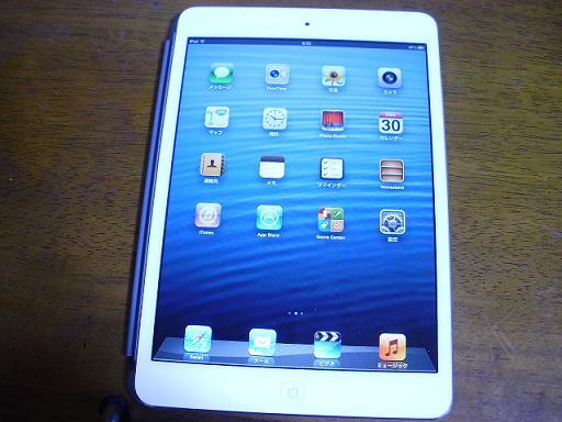 iPadmini①