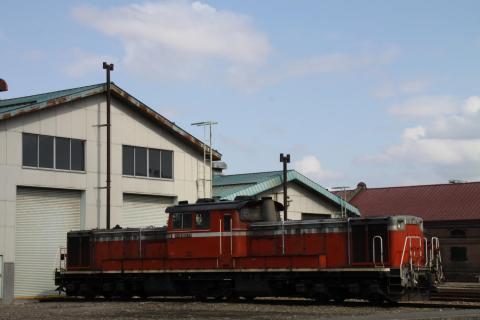 DD51 1184 苗穂工場